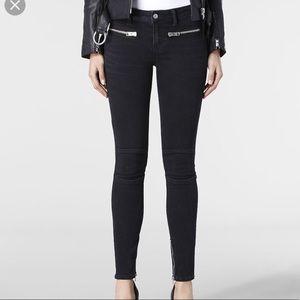 Allsaints Hart Biker Jeans